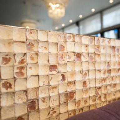 Restaurant De Rechtbank in Utrecht is ontworpen door interieurontwerper Cris Van Amsterdam.