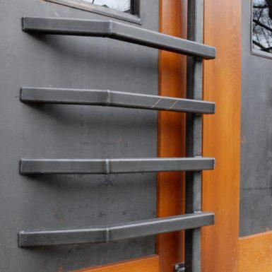 Het Egelantiersgracht kantoor is ontworpen door interieurontwerper Cris van Amsterdam.