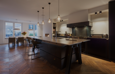 Cris Van Amsterdam | Interieurontwerper - Residence Amsterdam Zuid