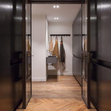 Prachtige Residence Amsterdam Zuid is ontworpen door interieurontwerper Cris van Amsterdam.