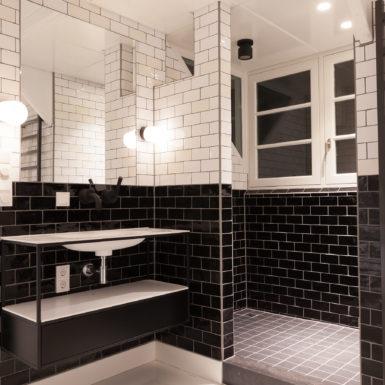 Prachtig appartementen Oudegracht in het hart van Utrecht ontworpen door interieurontwerper Cris van Amsterdam.