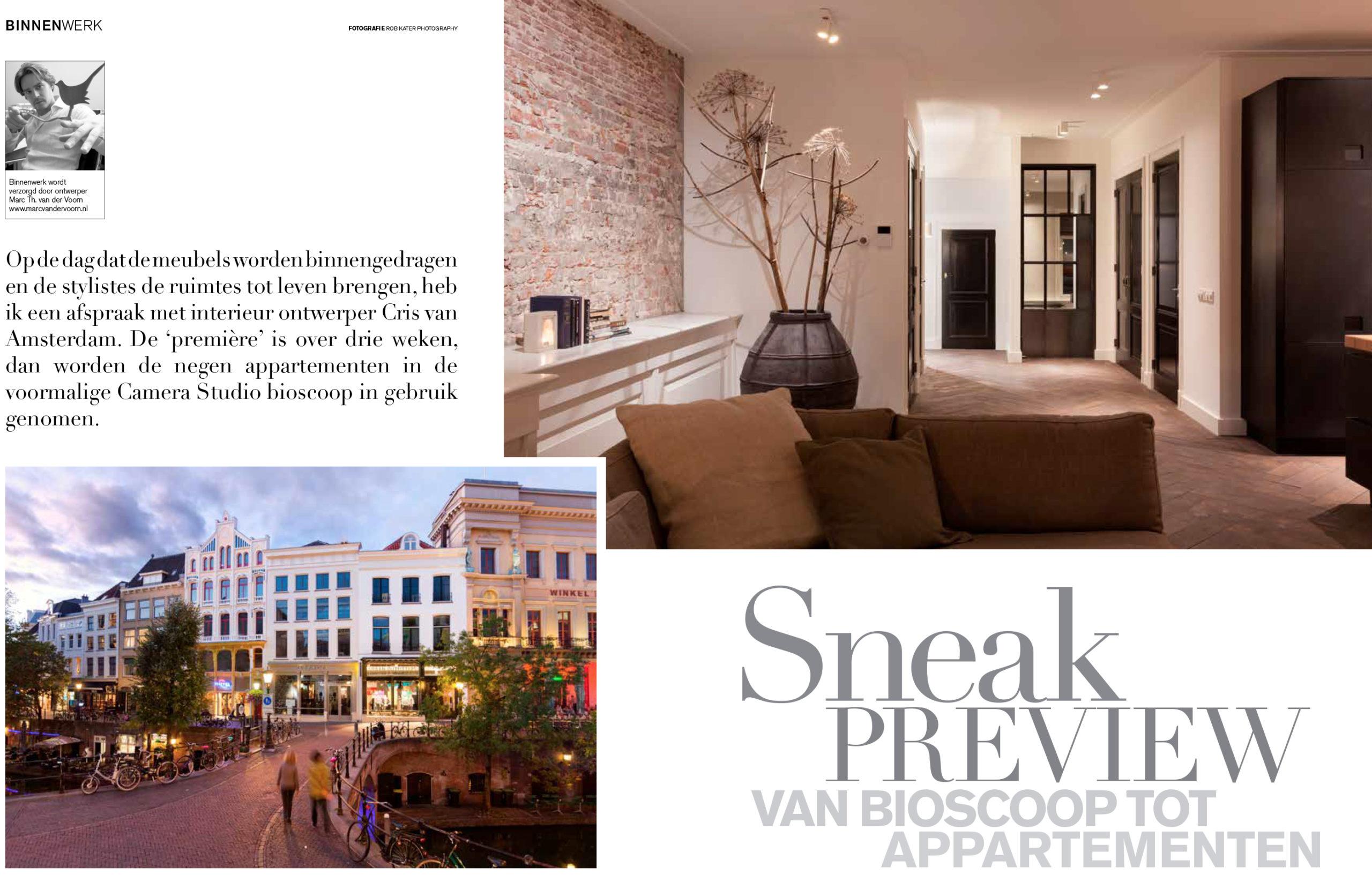 Emejing Vacature Ontwerper Interieur Contemporary - Trend Ideas 2018 ...