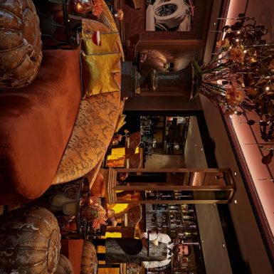 Cris Van Amsterdam | Interieurontwerper - Restaurant Bougainville