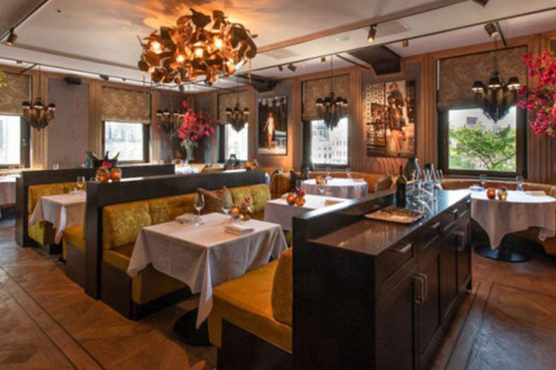 Deze design restaurants zijn een lust voor het oog